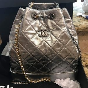 CHANEL Gabrielle Backpack- Large